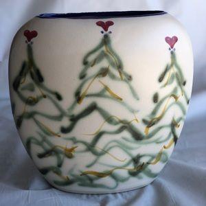 """Other - Original oriental  vase. Entitled """"Clouds Folsom"""""""